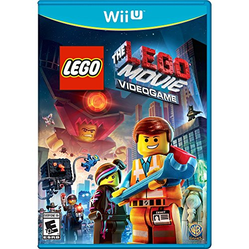 The LEGO Movie Videogame - Wii - Nintendo Wii Movie
