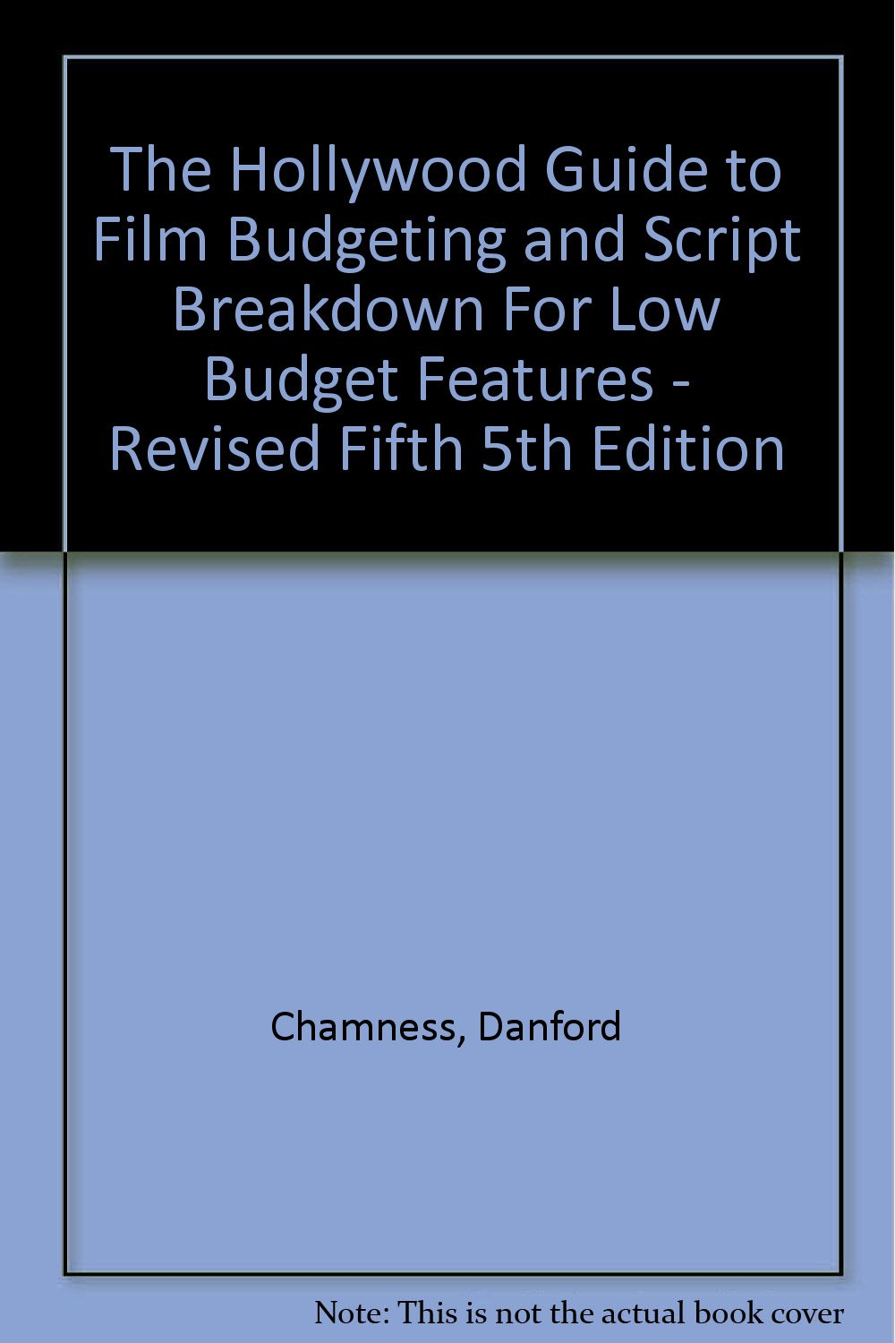 film budget breakdown