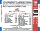 Schubert Song Transcriptions