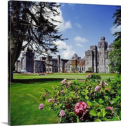 Johanna Huber Premium Thick Wrap Canvas Wall Art Print Entitled Ireland,  County Mayo,