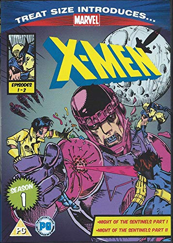 X-Men Season 1 Episodes 1 and 2 Night of the Sentinels Part 1 and Part 2