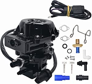 JDLLONG 4-Wire Fuel Pump Kit 5007421 Fits Johnson Evinrude VRO 40-50 HP Engines 435554 438404 5004562