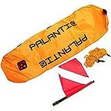 Scuba Choice Palantic Scuba Diving Spearfishing Nylon Torpedo Float with Dive Flag