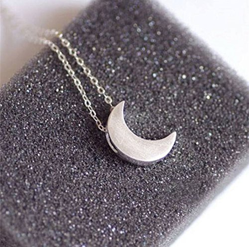 Gold Crescent Moon Charm - 6
