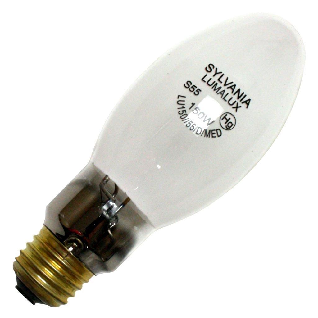 Sylvania 67509 - LU150/55/D/MED High Pressure Sodium Light Bulb