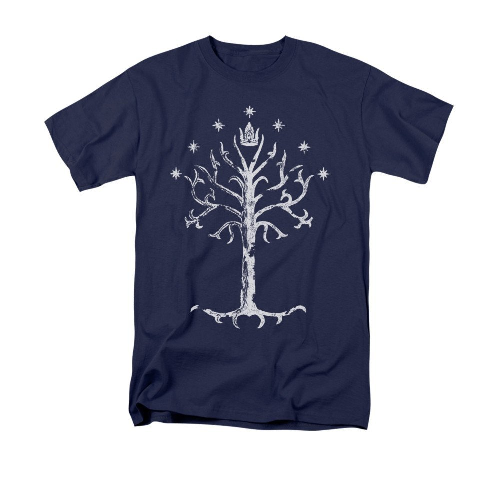 Tree of Gondor Adult T-Shirt Lord of The Rings