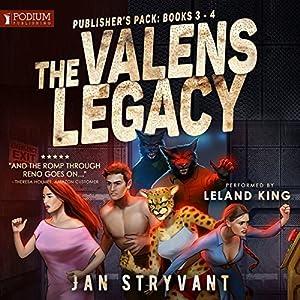 The Valens Legacy Hörbuch