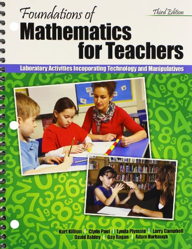 Foundations of Mathematics for Teachers: Laboratory Activities Incorporating Technology and Manipulatives