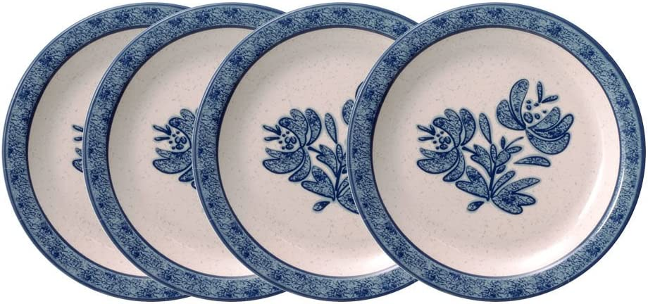 Pfaltzgraff Yorktowne Melamine Outdoor Salad Plates Set of 4