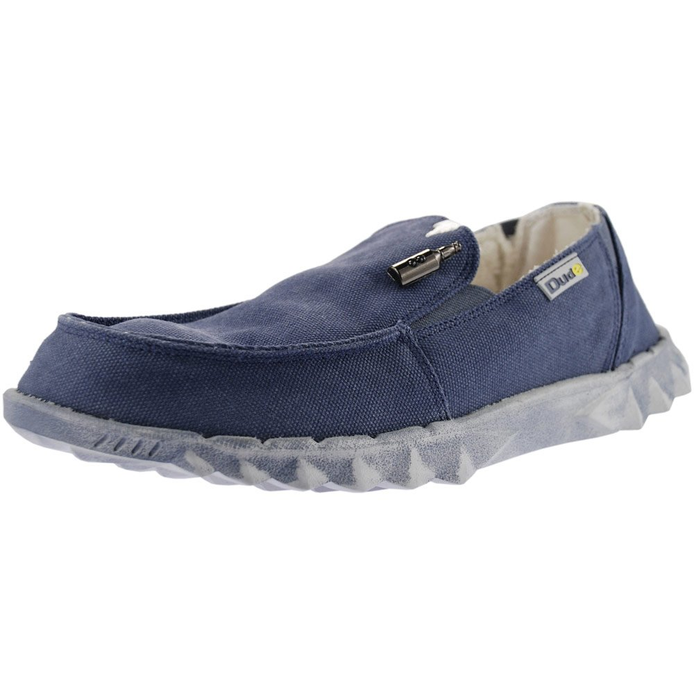 Hey Dude Farty Chalet Blue Canvas UK  7.0 Euro  41.0  Amazon.co.uk  Shoes    Bags 62fe01369d9