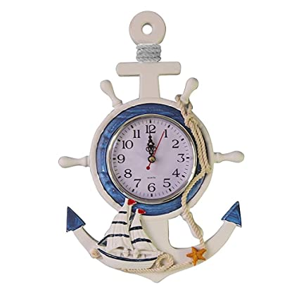 New Fashion Nautical Metal Ship Anchor Maritime Wall Hanging 12 Inches Christmas New Year Antiques Anchors