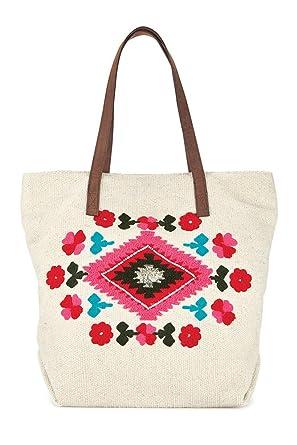 White Tote HipanemaAmazon ukClothing By Spring Bag co Amenapih lJT1F3Kc