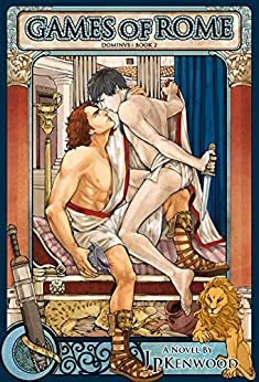 Games of Rome (Dominus Book 2) by [Kenwood, JP]