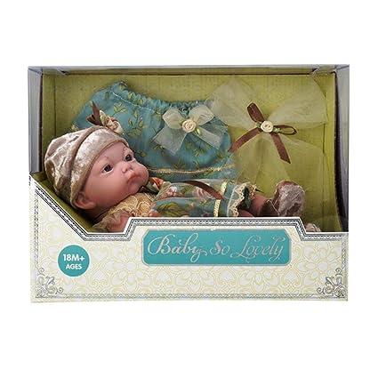 Muñeca de Juguete para recién Nacido, Juguete de simulación Suave de ...