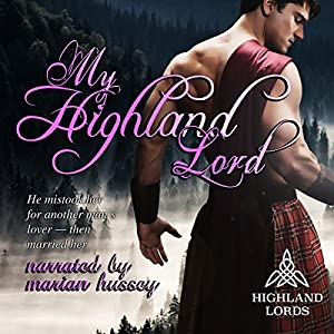 My Highland Lord Audiobook
