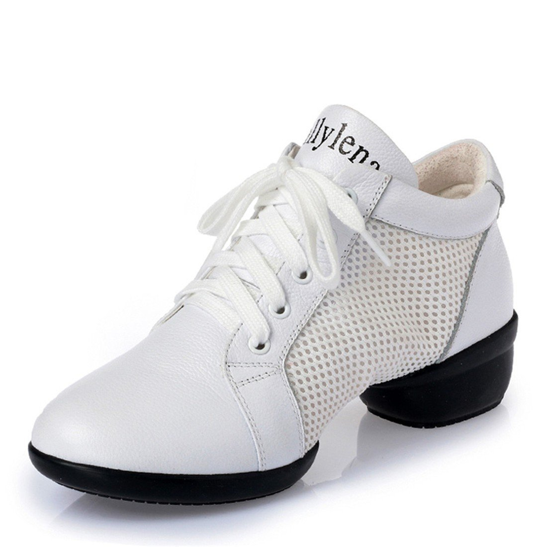 WXMDDN Mädchen Marine Mann Tanz Tanz Tanz Schuh Weiß Dance Schuhe Atmungsaktiv Unten Dance Schuhe Vier Jahreszeiten B0789J4C2W Tanzschuhe Bevorzugte Boutique 4bee16