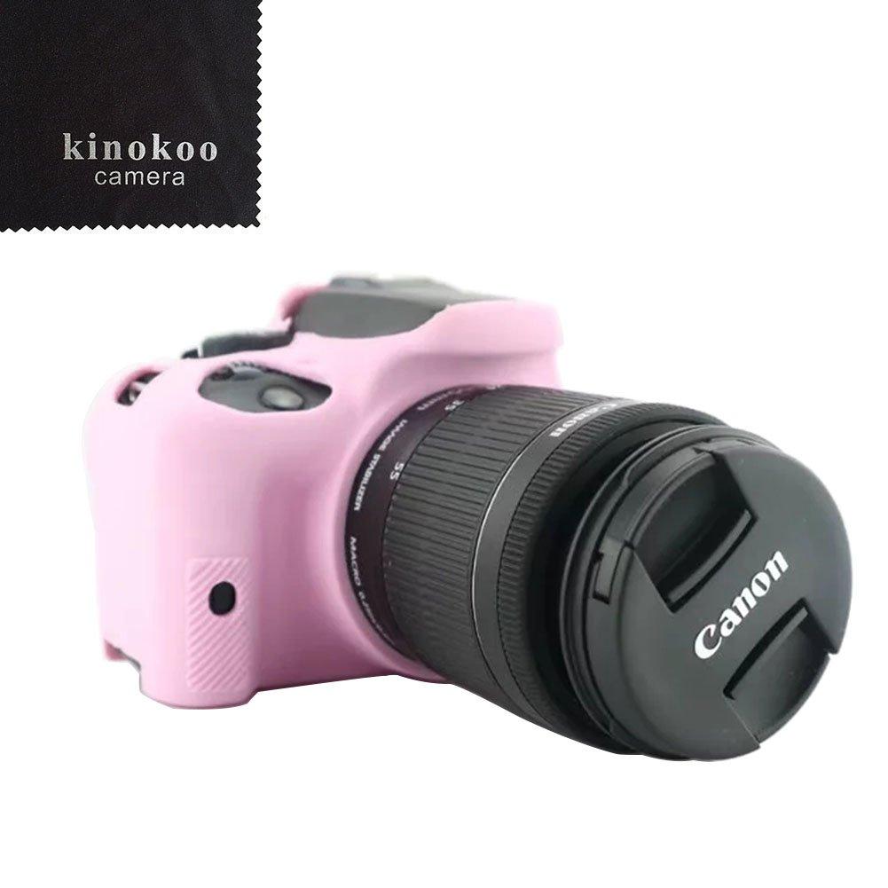 kinokoo funda para cámara de silicona para Canon EOS Rebel SL1 ...