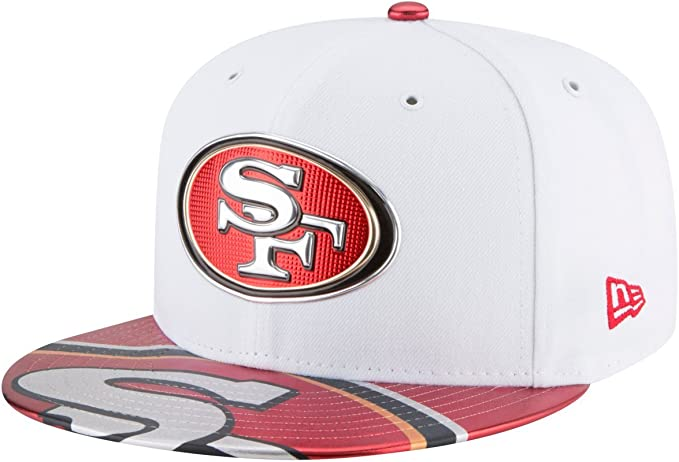 A NEW ERA Era Mujeres Gorras/Gorra Plana NFL Offical On Stage San ...