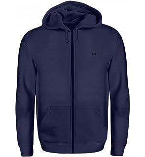 Shirtee Hochwertiger Zip Hoodie