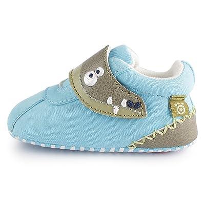 86eeab0e6c23b Cartoonimals Chaussures Bébé enfant Chaussons Infantile Croco
