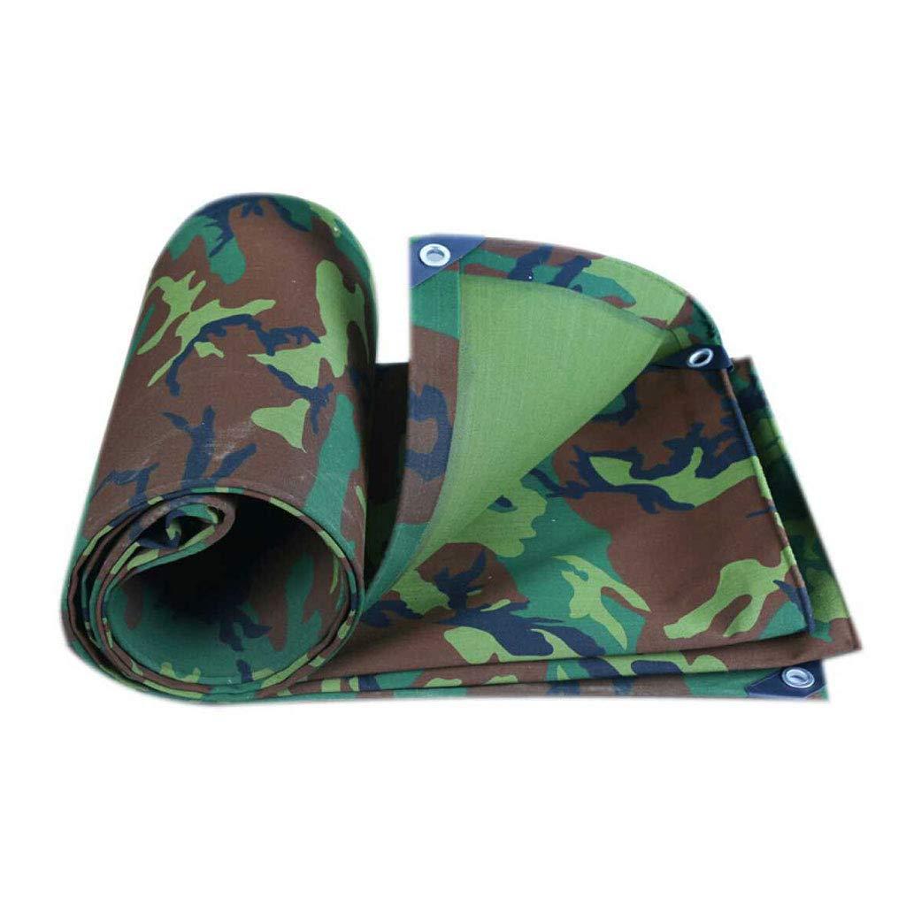Verdicken Sie Camouflage-Segeltuch-Wasserdichte und Sunscreen-Plane, Multi-Größe wahlweise freigestellt