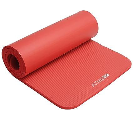 Yogistar Unisex - Esterilla de Fitness Gym - Esterilla de ...