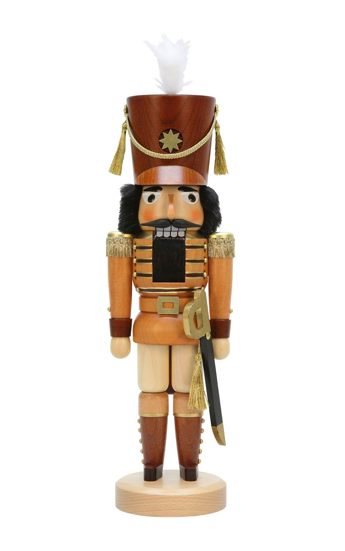Alexander Taron Christian Ulbricht Decorative Soldier Nutcracker - Natural