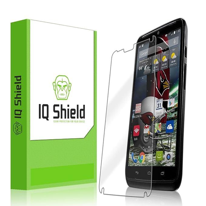 Motorola Droid Turbo Screen Protector, IQ Shield LiQuidSkin Full Coverage Screen Protector for Motorola Droid