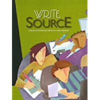 Great Source Write Source: Student Edition Softcover Grade 12 2006