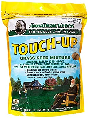 Jonathan Green Touch-Up Grass Seed, 3-Pound