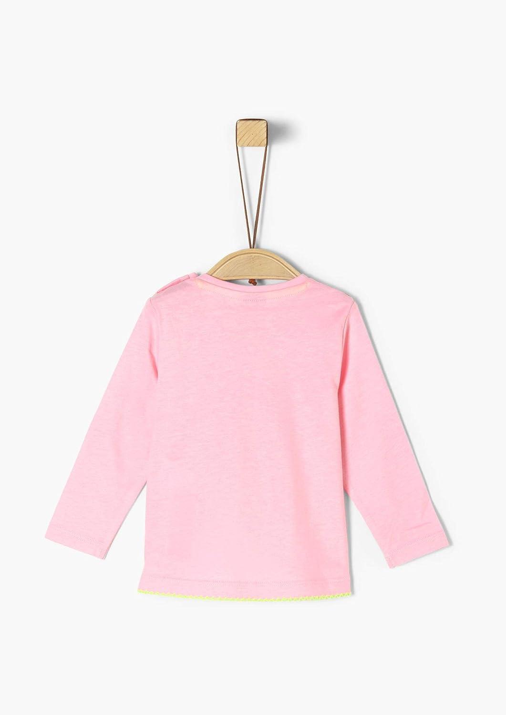 s.Oliver Junior Baby Girls T-Shirt Langarm