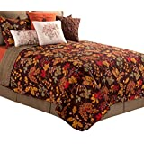 C&F Home Amison Quilt, King, Brown