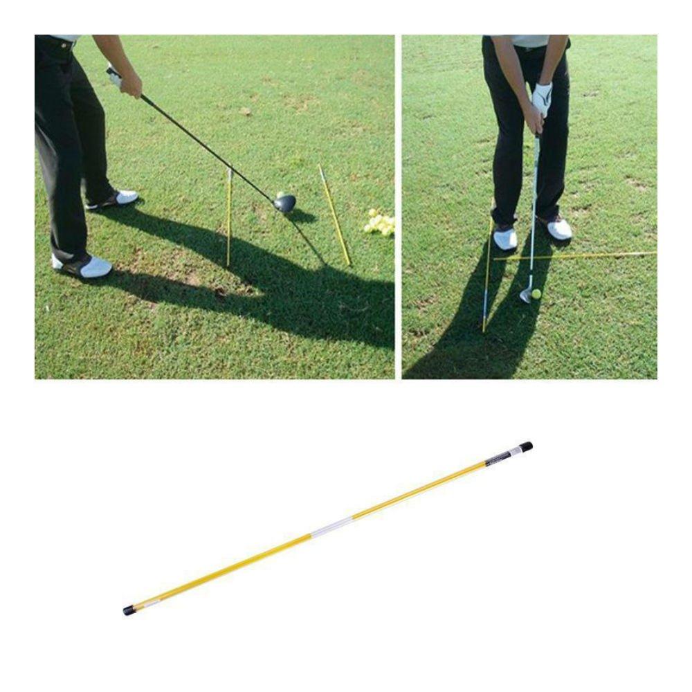 Amazon.com: Golf Palos de alineación Swing Avión Tour ayuda ...