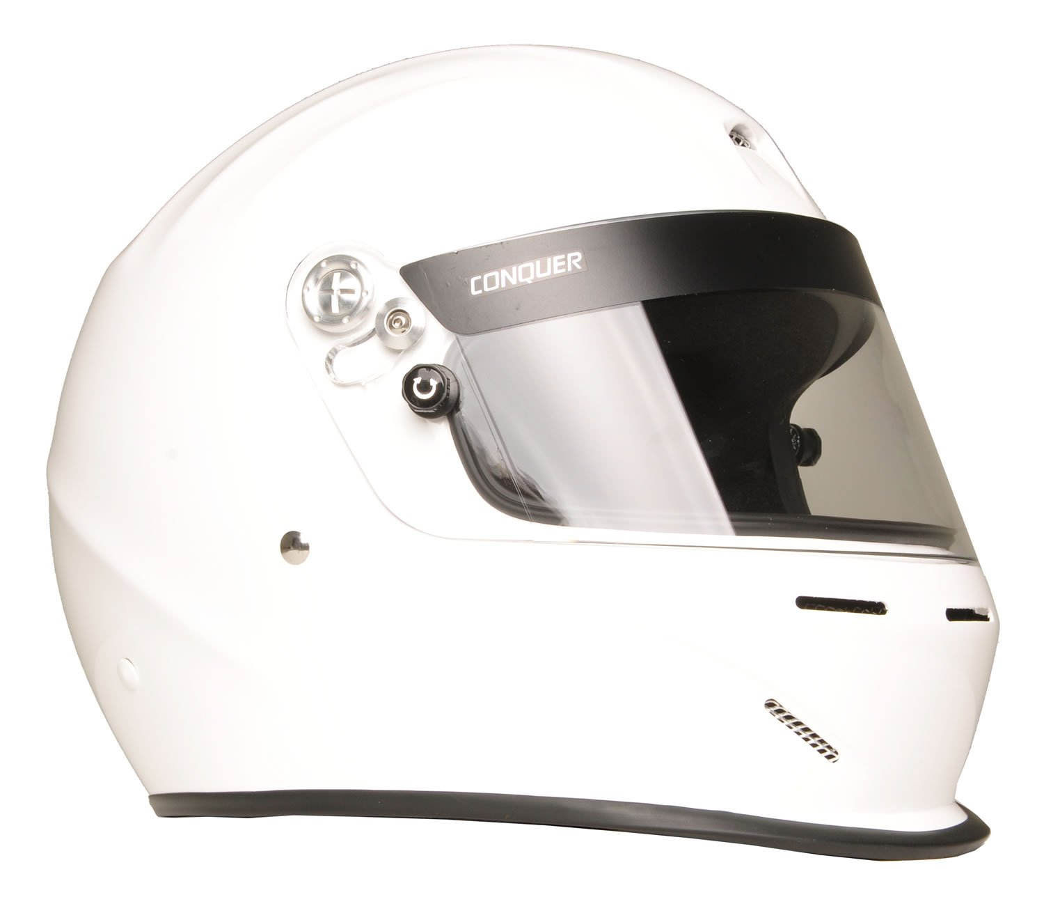Snell SA2015 Aerodynamic Vented Full Face Auto Racing Helmet Vilano