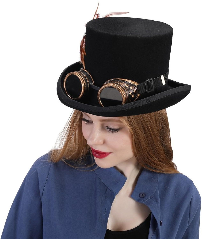MISSMARCH Steampunk Hat...