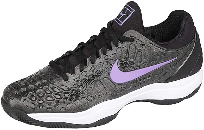 Zoom Cage 3 Cly SLK Tennis Shoes