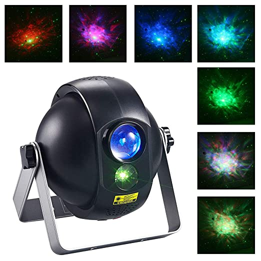 AH&Y Portátil Star Night Light Projector Home Planetarium Star ...