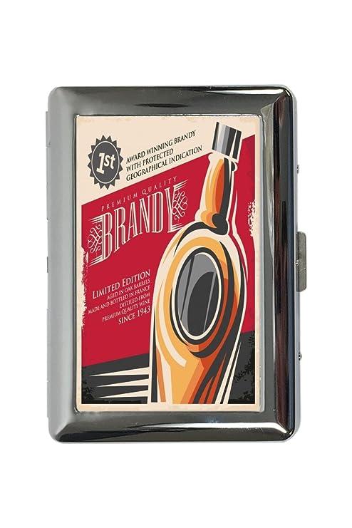 pitillera cigarrera Bar Party Aguardiente impreso