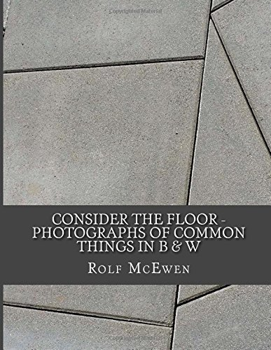 Download Consider the Floor - Photographs of Common Things in B & W ebook