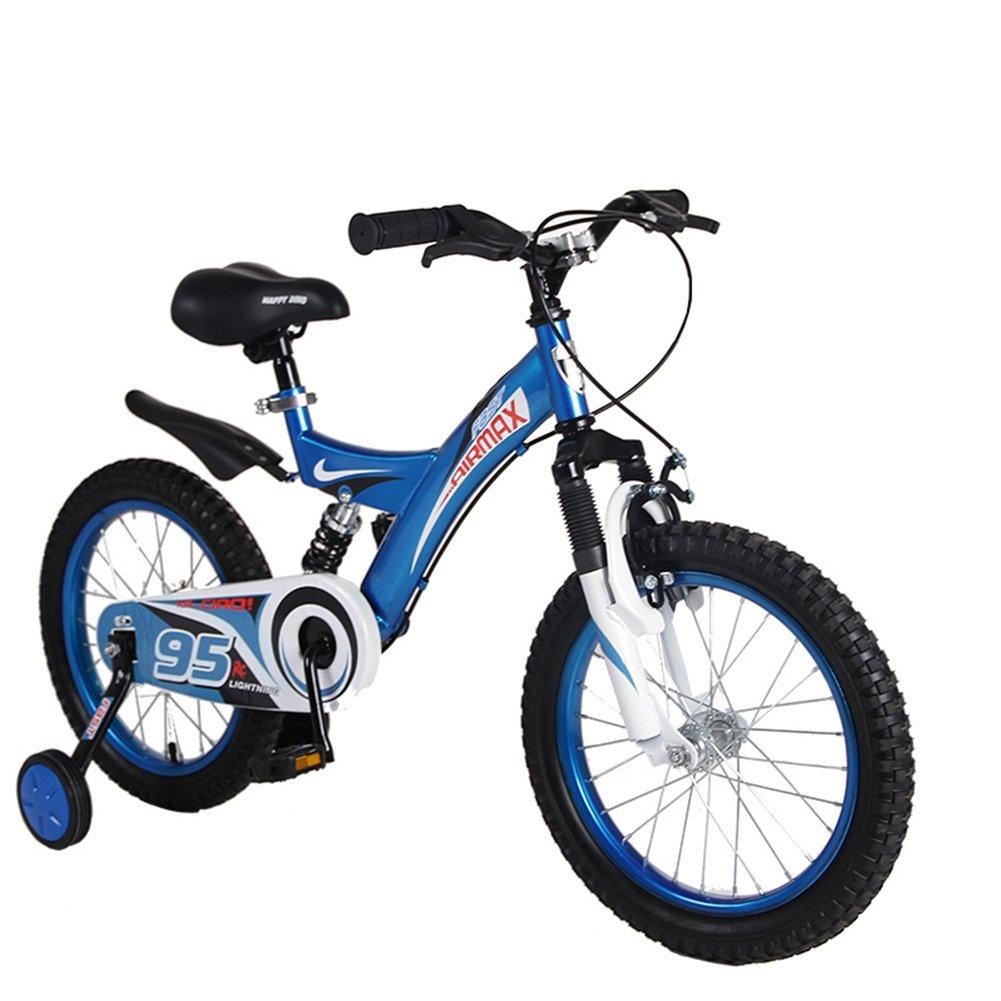 XQ 子供の自転車の男の子と女の子3-6歳の赤ちゃんのキャリッジ12/14インチの自転車の自転車のダンピングマウンテンバイク 子ども用自転車 ( サイズ さいず : Yellow-12inch ) B07CKPVTTT Yellow-12inch Yellow-12inch