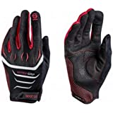 Sparco 002094nrrs08HyperGrip Gloves, Black/Red