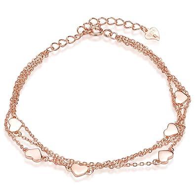 rose gold armband