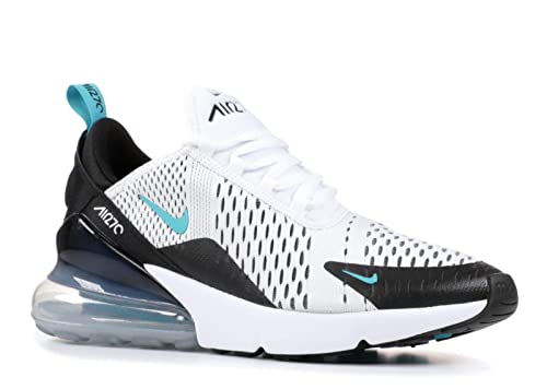 low priced 2e8ee ead10 NIKE Kid s Air Max 270 GS, White Dusty Cactus-Black