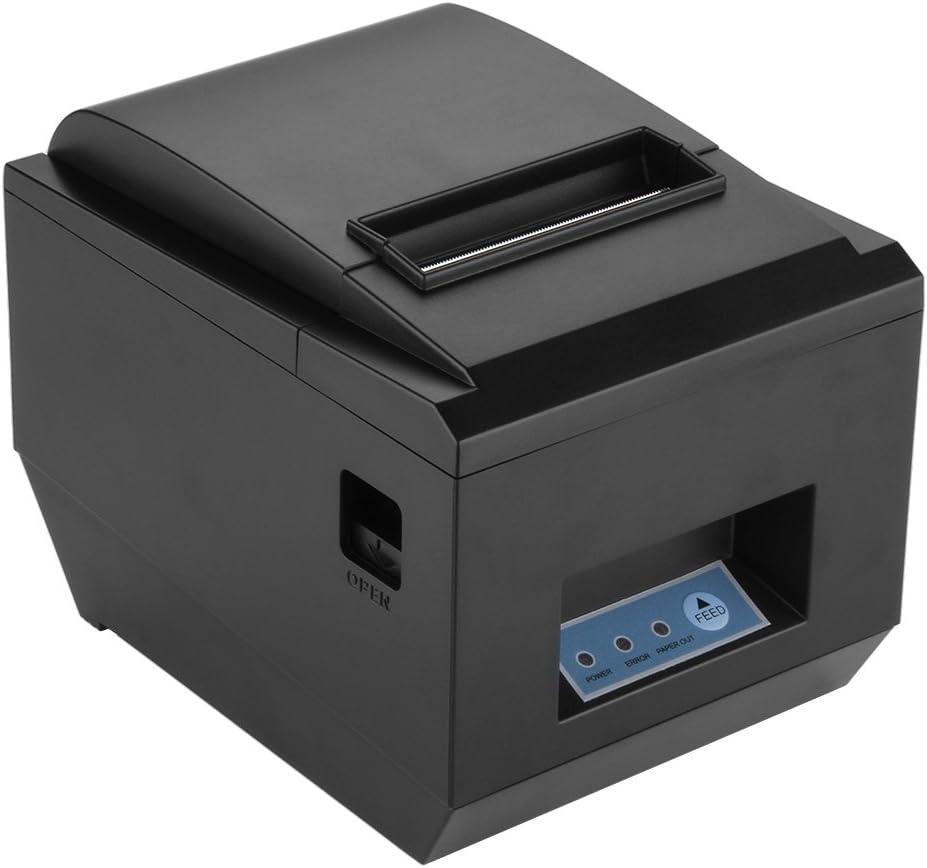 Excelvan - Impresora térmica de recibos y tickets (Interfaz USB ...