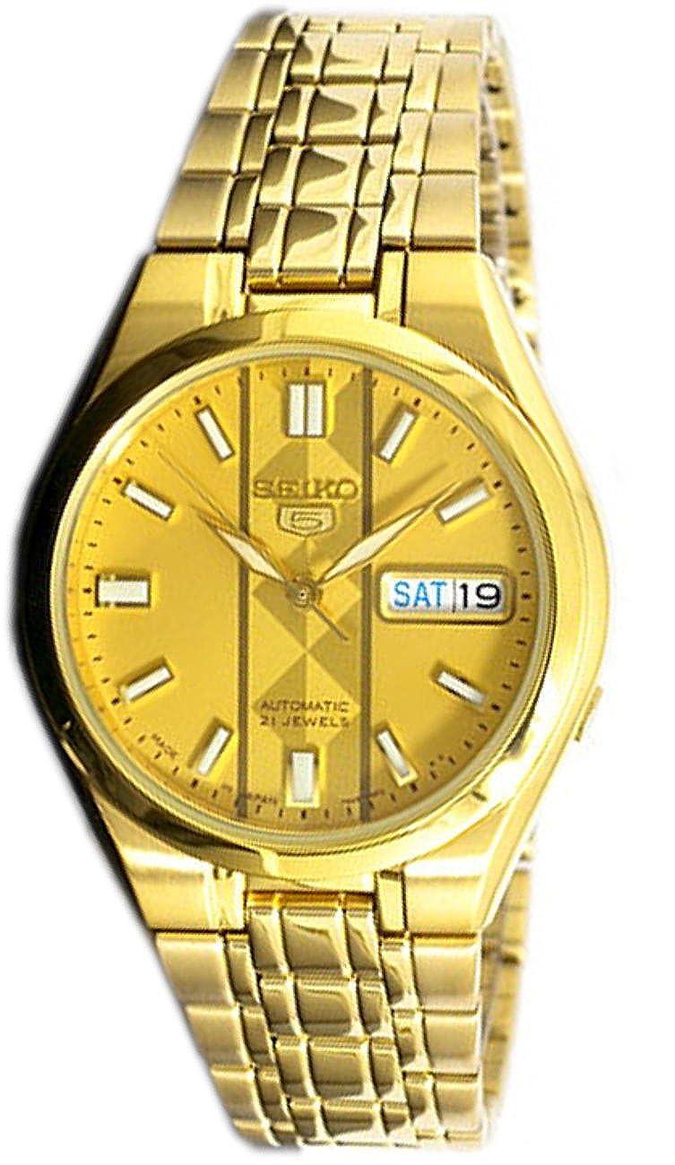 セイコー5 逆輸入モデル SEIKO5 200m防水 機械式(自動巻き) SNKG36J1 [海外輸入品] メンズ 腕時計 時計 B00H8O3TE0