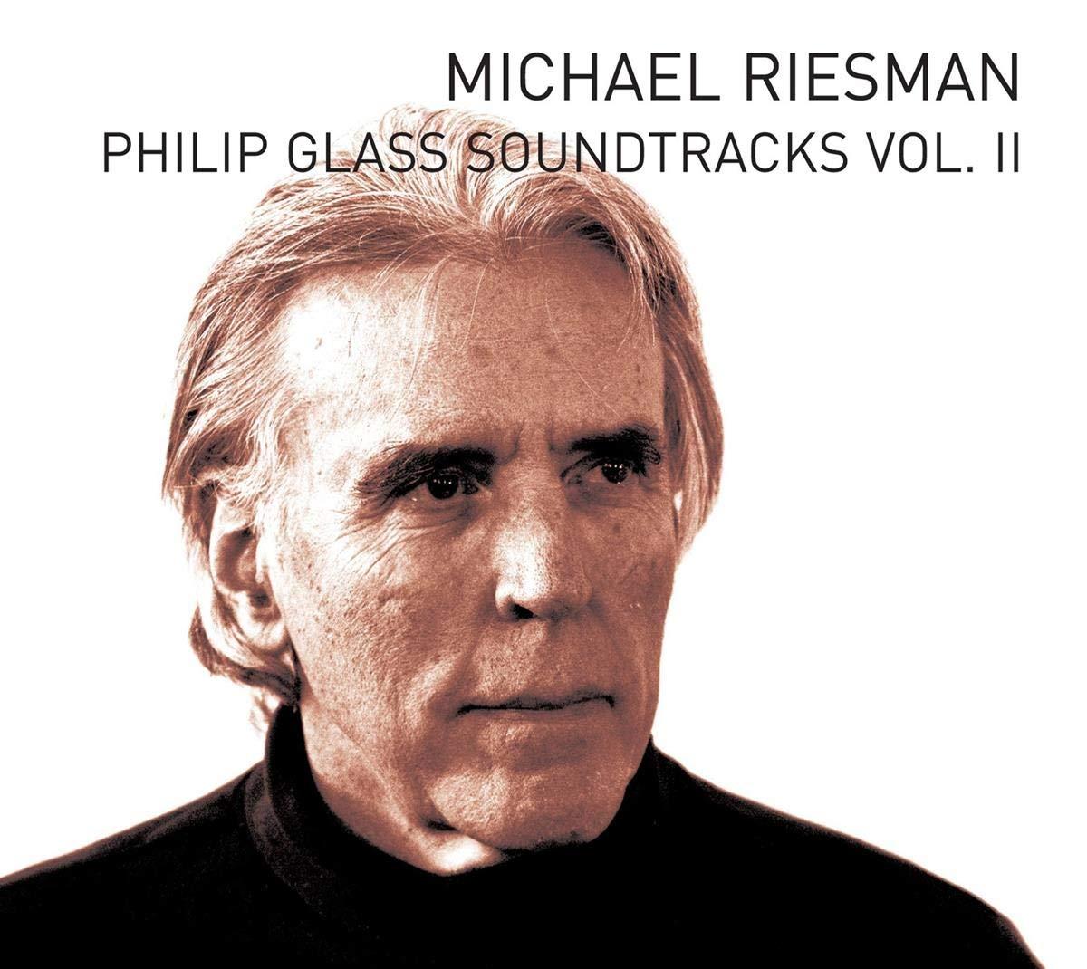 Philip Glass Vol.ii Over High material item handling ☆ Soundtracks