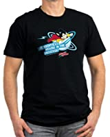 CafePress - The Mightiest Mouse In - Men's Fitted T-Shirt, Stylish Printed Vintage Fit T-Shirt