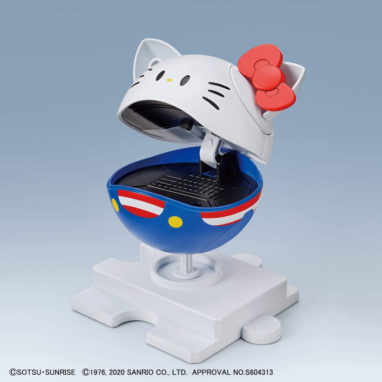 Hello Kitty x Haro Plastic Model Anniversary Model