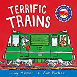 : Terrific Trains (Amazing Machines)
