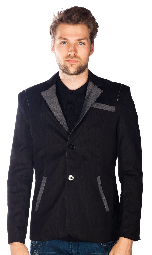 Barabas Men's ''Dapper'' Blazer X Large